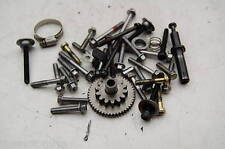 01 02 zx6r 07 08 zzr600 misc engine bolts hardware gear