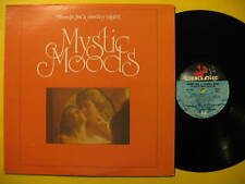 MYSTIC MOODS-MAN&WOMAN PLUS MOODS FOR A STORMY NIGHT-2LPS-SEXY NUDE COVER