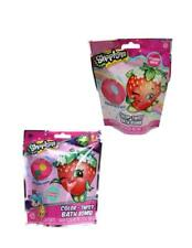 Shopkins Strawberry Scented Bath Bombs (2pc)