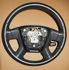 2007 2008 2009 2010 JEEP PATRIOT, 2007 2012 DODGE CALIBER LEATHER STEERING WHEEL