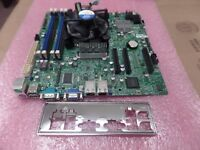 Super Micro X9SCL, LGA 1155, Micro ATX Intel Server Motherboard with i/o & fan