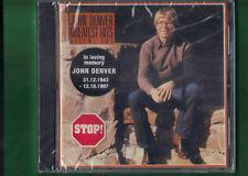 JOHN DENVER - GREATEST HITS  CD NUOVO SIGILLATO