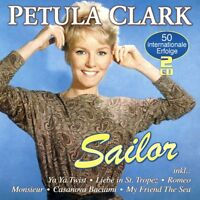 PETULA CLARK - SAILOR - 50 INTERNATIONALE ERFOLGE  2 CD NEU