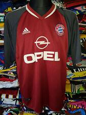#40 Bayern Munchen 2001/2002 Trikot Gr. XL Jersey Munich (k473)