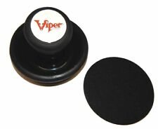 Viper Ergo Swivel Handle Air Hockey Table Goalie Mallet With Felt Pad