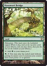 MOSSWORT BRIDGE NM mtg Commander 2013 Land - Rare