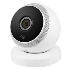 Logitech Circle Wireless 1080p HD Security Monitoring Camera with 2-Way Talk
