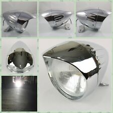 Headlight for Honda Shadow 1100 Spirit 600 VLX MAGNA 750 VTX 1300 1800 (30cm)