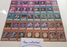 YuGiOh Alien Sammlung 40 Karten Deck Turnierdeck