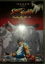 Street Fighter Alpha - The Movie (DVD, 2001)