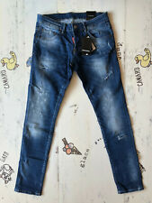 """NEW Dsquared Skater Jeans Waist 33"""" / Inseam 33"""" SIZE 48"""