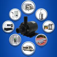 IP68 DC12V 5M 800L/H Ultra Ruhig Bürstenlos Motor Tauchbecken Wasserpumpe Pumpe