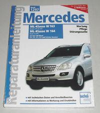 Reparaturanleitung Mercedes M-Klasse W163 + W164 ML 320 350 430 500 280 + CDI