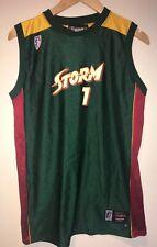 Seattle Storm WNBA Basketball Jersey Youth children XL 18-20, OLIVIA #1