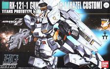 BANDAI HG Z Gundam 1/144 RX-121-1 Gundam TR-1 Hazel-Custom HGUC JP 134107