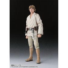 Bandai S.H. Figuarts Star Wars Una Nueva Esperanza Luke Skywalker versión japonesa