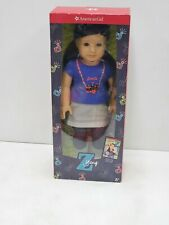 "American Girl 18"" Z Yang Doll Camera Ready Outfit & Book"