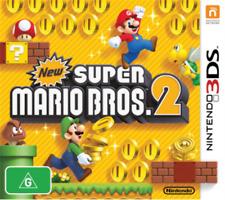 New Super Mario Bros. 2 3DS Game NEW