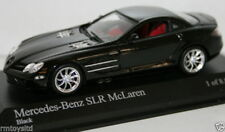 MINICHAMPS 1/43 - 400033021 - MERCEDES BENZ SLR McLAREN - 2003 - BLACK