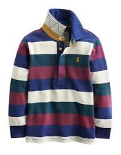 Joules Boys' Rugby Shirt 2-16 Years