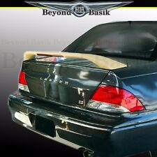 02-03 Mitsubishi Lancer Custom Style Rear Trunk Spoiler Wing w/Light UNPAINTED