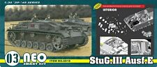 Dragon 1/35 scale WW2 STUG III AUSF E (NEO SMART KIT)