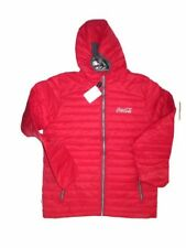 Coca-Cola  Red Packable Jacket - BRAND NEW