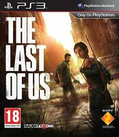 The Last of Us Playstation 3 PS3 **FREE UK POSTAGE** (NM)