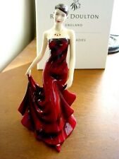 Royal Doulton SAMANTHA RED Figurine - NEW!