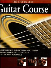 The Step-by-Step Guitar Course by Tom Fleming