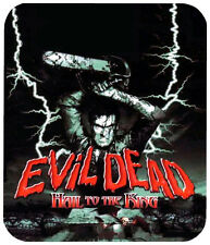 EVIL DEAD HAIL TO THE KING MOUSE PAD 1/4 IN. TV HORROR MOVIE MOUSEPAD