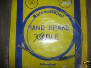 REAR HANDBRAKE CABLE - BC792 / 152780 - TRIUMPH 2000 & 2500 & 2.5 PI (1969-77)
