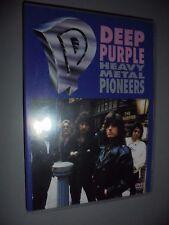 DVD DEEP PURPLE HEAVY METAL PIONEERS
