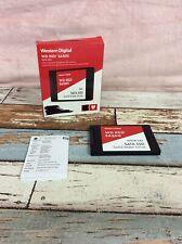 "Western Digital Red SA500 2.5"" 500GB SATA SSD Solid State Drive"