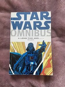 Star Wars Omnibus Volume 3 Rare OOP Darkhorse