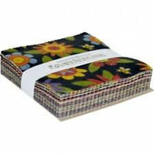 Flower Patch Flannel By Maywood Stuido-  Charm Pack