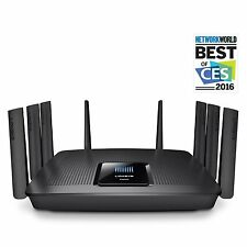 Linksys Max-stream Ea9500 Ieee 802.11ac Ethernet Wireless Router - 2.40 Ghz Ism
