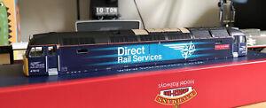 BACHMANN 'OO' 47 810 DIRECT RAIL SERVICES DRS LIVERY, CUSTOM BODY.