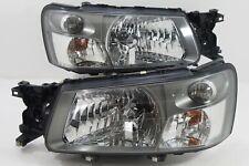 Subaru JDM Forester SG5 SG9 WRX STI OEM ICHIKO HID SMOKE Headlight Lamp Lights