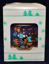 Disney, Christmas 1990, Mickey Mouse, Fantasia, Ball Christmas Ornament