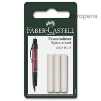 Faber-Castell Eraser Refill Grip Plus 131598 (PACK of 3)