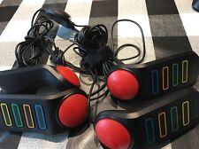Insieme di buzz Controller Cablato per la console Ps2 o Ps3 in buone condizioni