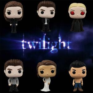 Funko Pop! The Twilight Saga Bella Edward Cullen Bella Swan Jacob Black Tuxedo
