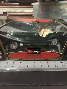 Burago Jaguar SS 100 1937 COD. 3006 1/18 Scale Special Collection