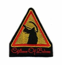Children of Bodom Patch Melodic Death Metal Music Band