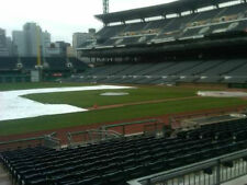 2 - Pittsburgh Pirates 2017 Tickets section 125 row D Aisle You Pick 1 game