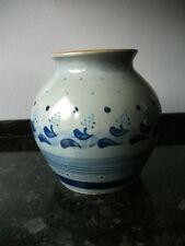 Orig. RÖMHILD - große Keramik-Vase Unikat - Sammlerstück NEU