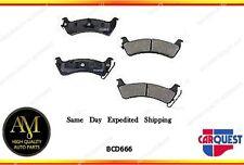 *Carquest Brake Pad Ceramic BCD666 fits 93-98 Jeep Grand Cheroke