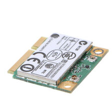 Mini PCI-E Wireless Wlan WiFi Card 300Mpbs AR5B93 AR9283 Half Height For Atheros