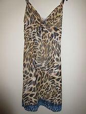 Marks and Spencer Women's Polyester Calf Length Sundress Dresses